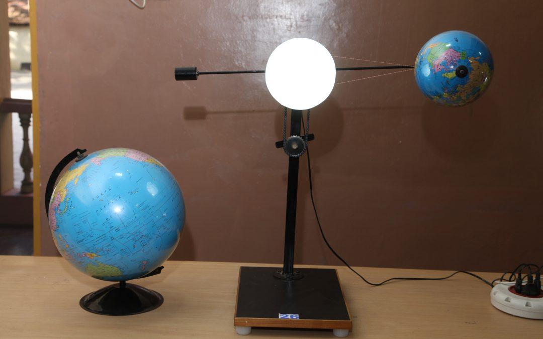 Rotation of Earth