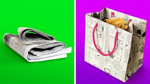 Ways to recycle paper